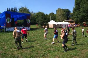 Army Race Zibrica