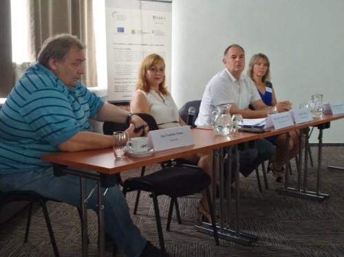 Medzinárodná konferencia NSS MAS v Dudinciach